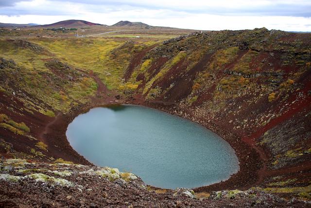Kerið crater, Iceland