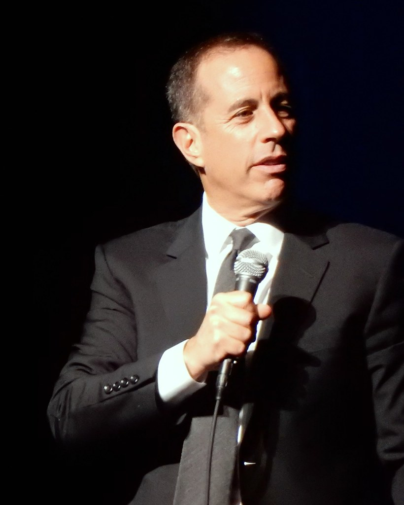 Jerry Seinfeld at the Beacon Theater   slgckgc   Flickr