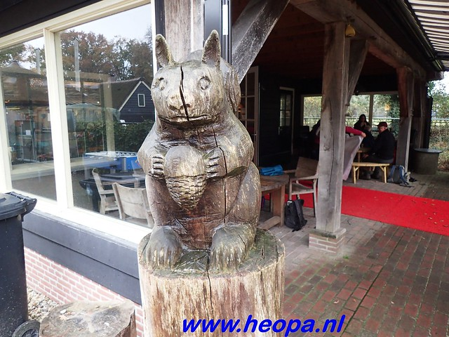 2016-11-09  Gooimeer tocht   25 KM   (121)