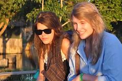 Va ser l'aniversari de la noia de la dreta (Claire)