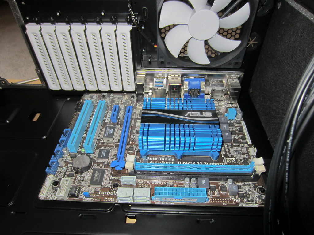 NAS4Free - AMD APU e350 Build | abysal_guardian | Flickr