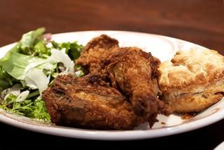 fried chicken @ bob white | by bionicgrrrl