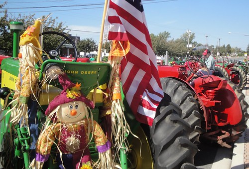 Antique Tractor Parade, Leonardtown