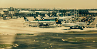 Frankfurt airport | by bortescristian