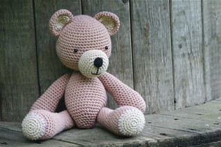 Amigurumi Teddy Bear Crochet Pattern HavvaDesigns Crochet | Etsy | 213x319