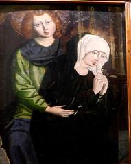 Granada Pintura Cuadro Sacristia Museo de la Capilla Real 18