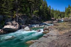 Glacier - McDonald Creek Falls