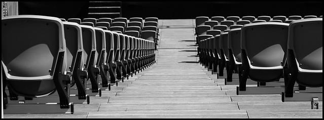 Row J Seat 34 (Explored)
