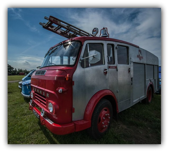 Commer Fire Engine