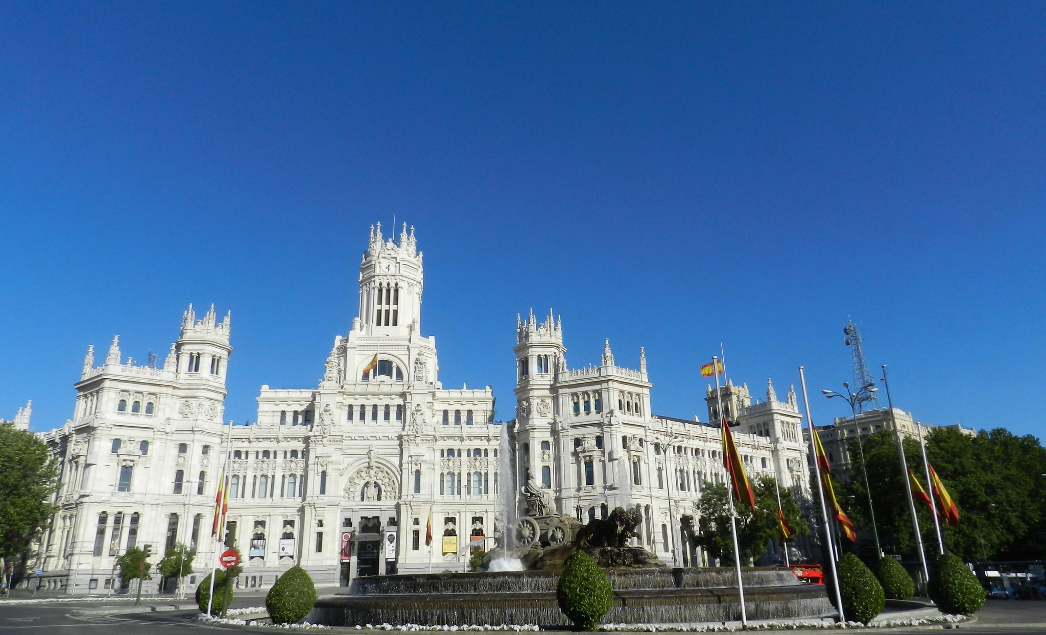 Madrid Ayuntamiento Palacio de Comunicaciones 01