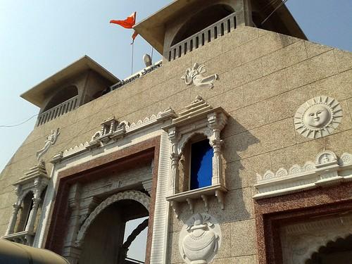 Shri Shaneshwar Devasthan at Shani Shingnapur, Maharashtra | by ddasedEn