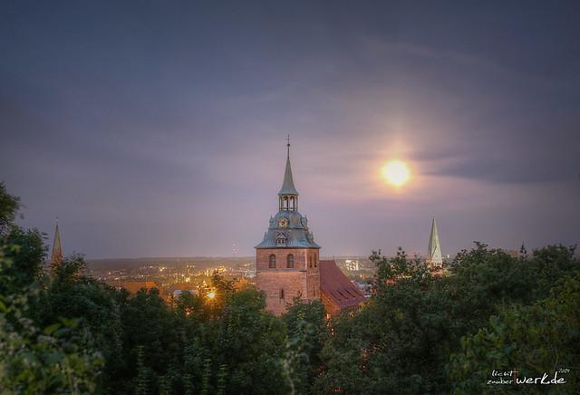 lueneburg bei nacht