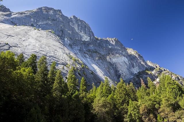 Glacier Point from Half Dome Village [EXPLORED - 11/9/16]