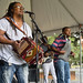 J.J. Caillier and the Zydeco Knockouts at Festivals Acadiens et Créoles, Oct. 15, 2016