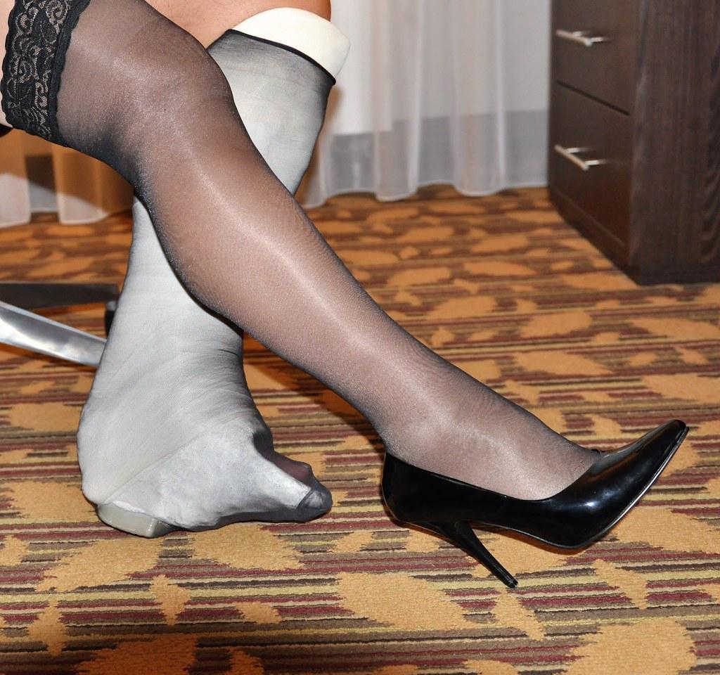 Flickr 0059 Cast'n Nylonamp; heels CastDsc nwkO0P