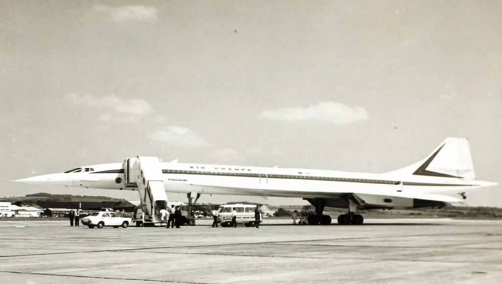 A#rospatiale / BAC Concorde