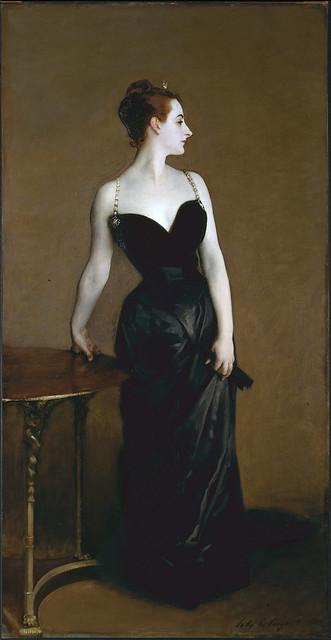 Madame X, 1884