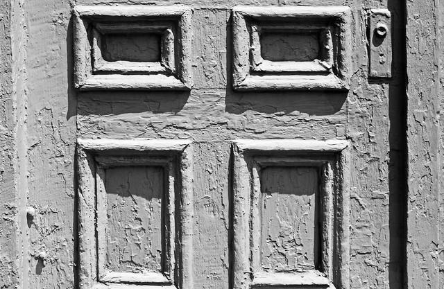 Paint and Door