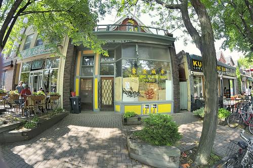 Favourite Chinese pastry shop - Baldwin Street, Chinatown/St Patrick, Toronto.