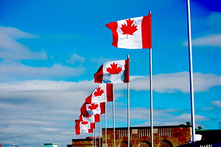 Canadian Flags | by Muhammad Ali