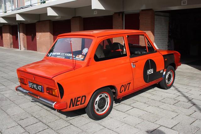 DAF 66 1976
