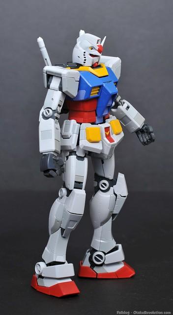 MG RX-78-2 Gundam Ver 3 6