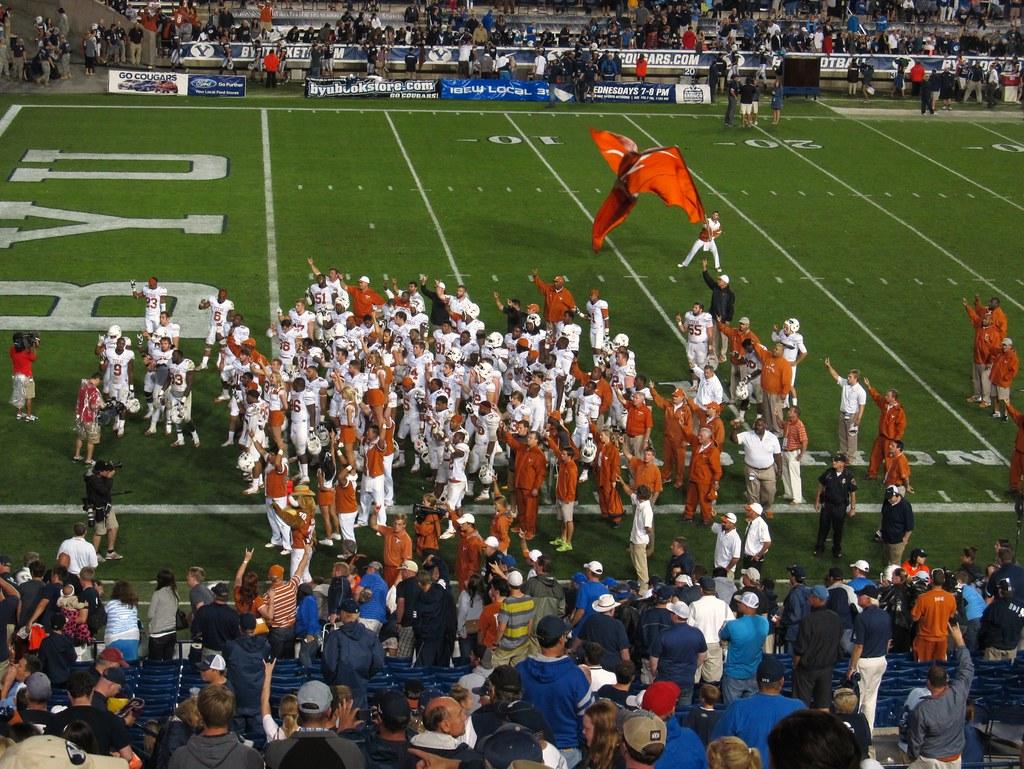 University of Texas Football