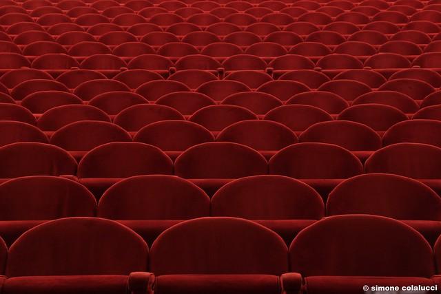 Empty seats #1