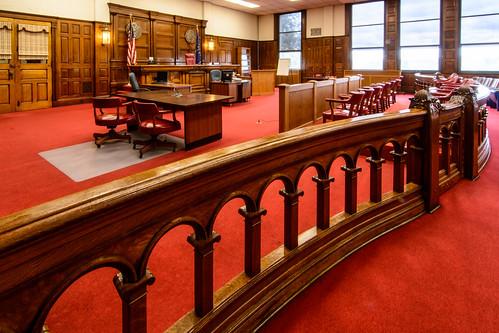court woodwork indiana places richmond government courthouse courtroom waynecounty photobyjane circuitcourt waynet holmanphotoscom holmanphotography