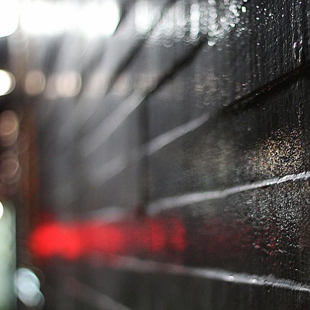 abstracto 1 - muro húmedo