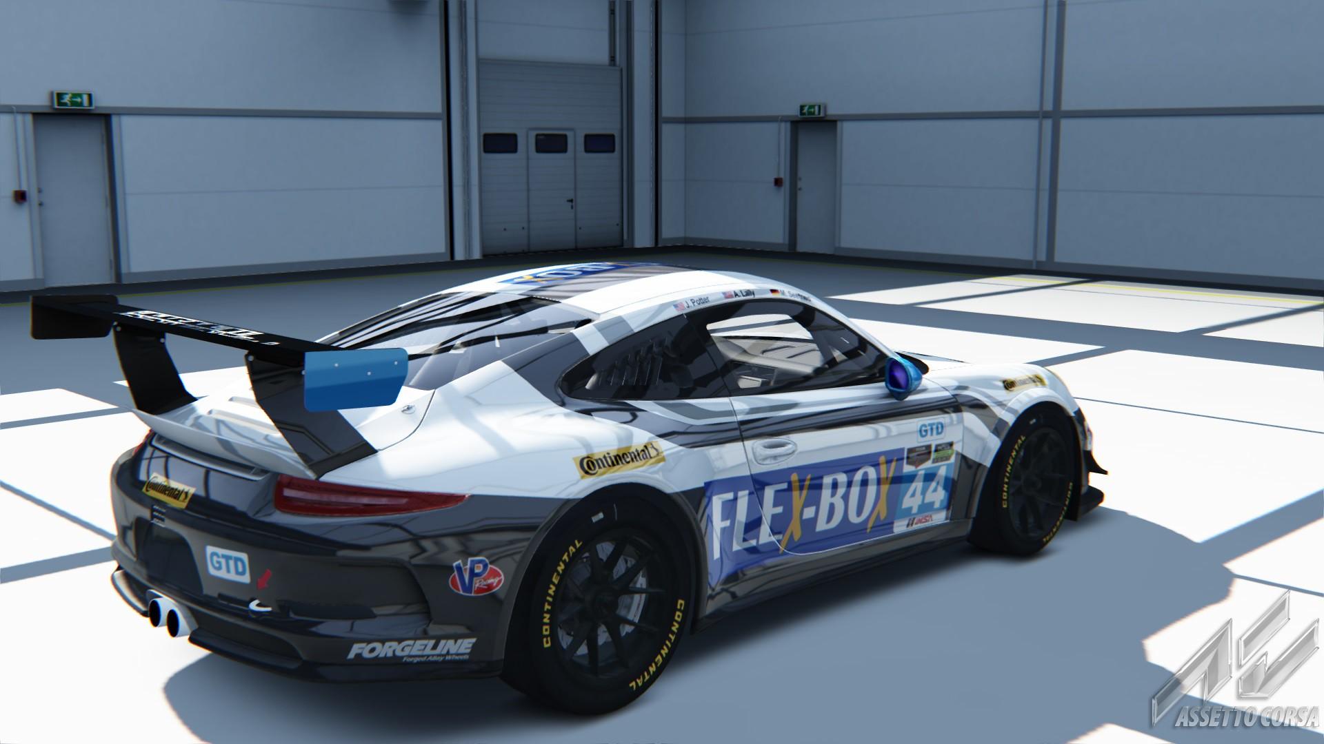 Porsche 911 GT America