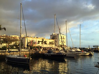 Gran Canaria - Puerto de Mogán at sunset | by elsua