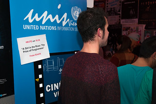 "Cine ONU Vienna Screening - ""A Girl in the River: The Price of Forgiveness"""