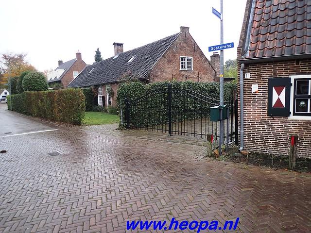 2016-11-09  Gooimeer tocht   25 KM   (133)