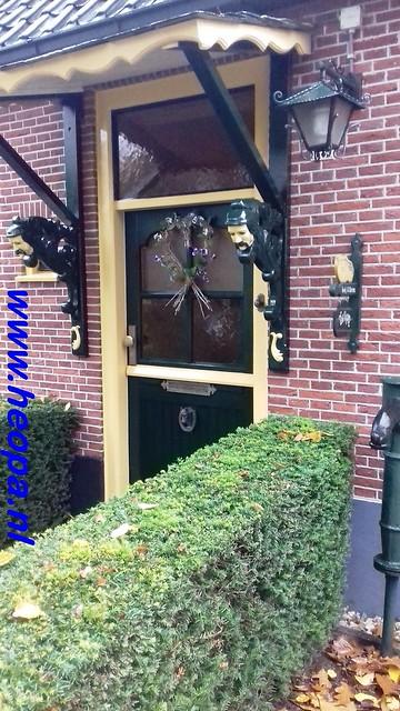 2016-11-09  Gooimeer tocht   25 KM   (164)