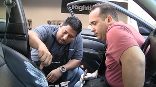 Automotive Interior Repair Class at Rightlook | by Rightlook.com
