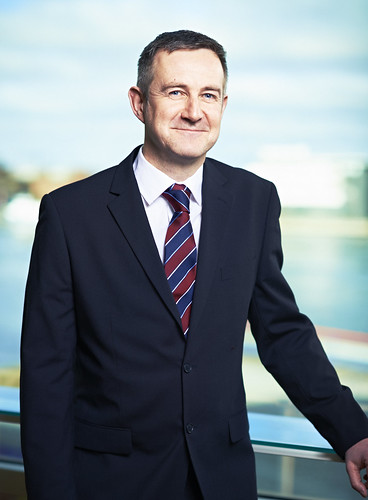 Stena Line, Route Manager Irish Sea South, Ian Davies | by Stena Line