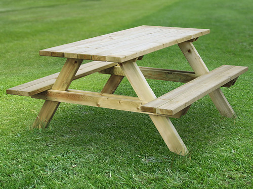 Katrina Picnic Table | by best4garden- wood products