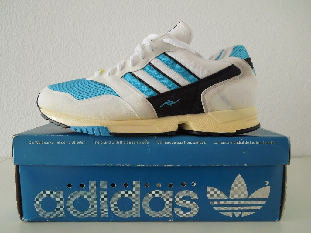 sports shoes e2c42 ac922 adidas ZX 1000 C | New with Box 42 US 8.5 UK 8 Made in Rep ...