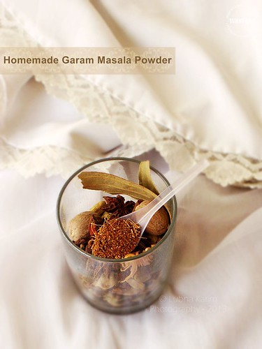 Homemade Garam Masala Powder | by lubnakarim06