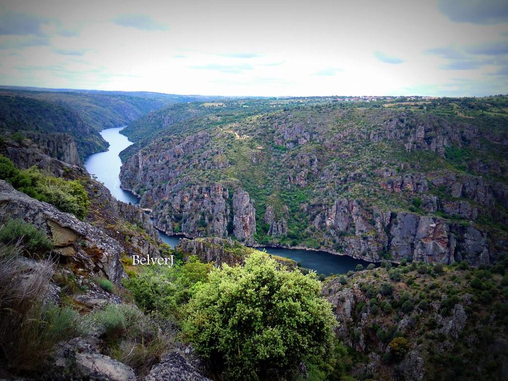 Mirador de Las Barrancas,Fariza,Arribes del Duero,Zamora | Flickr