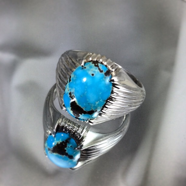 Natural persian Turquoise from Nesha-bur Iran Only 50 kd ف… | Flickr
