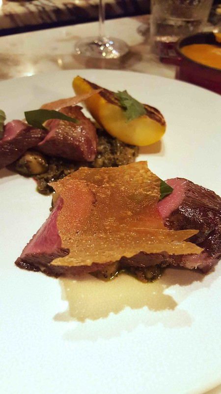 Iberico Pork get 5 stars during this restaurant review