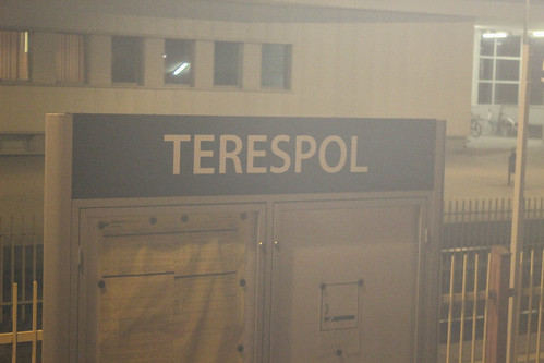 Terespol train station | by Timon91