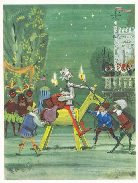Don Quichotte / Bild 08