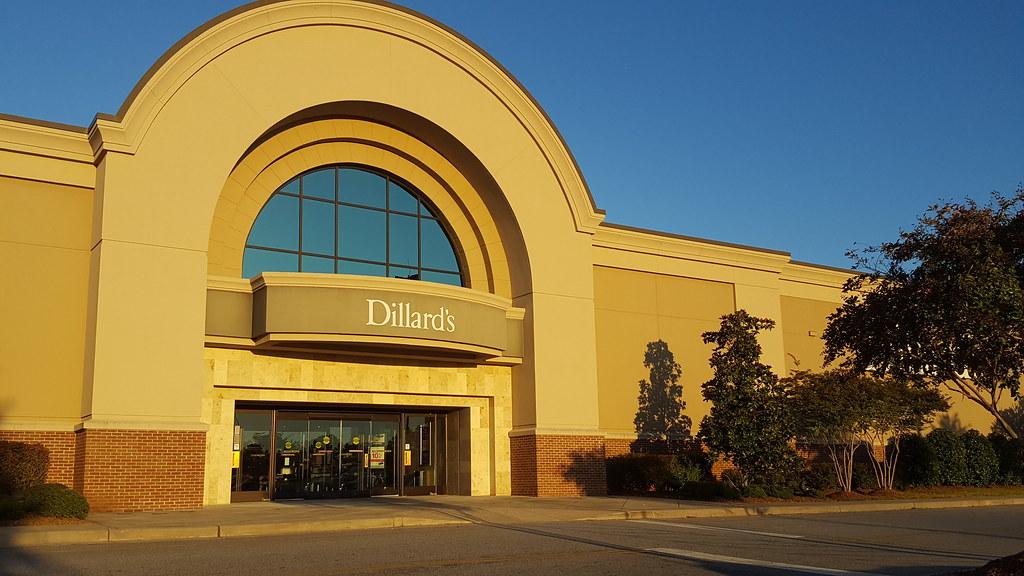 Dillards Anderson Sc >> Dillards Anderson Mall Anderson Sc October 2016 Flickr