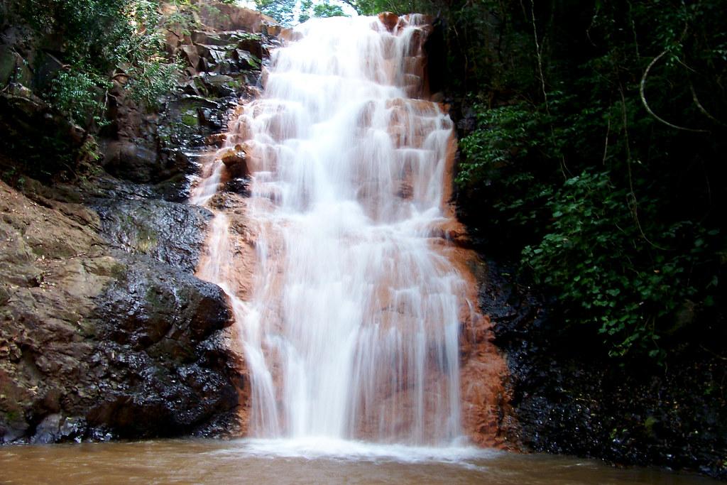 Cachoeira da Boa Esperança - Botucatu, SP