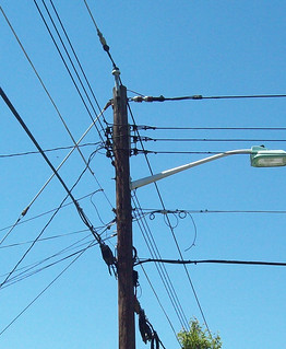 Amazing Secondary Racks On Pole Many Older Neighborhoods Still Hav Flickr Wiring Cloud Ratagdienstapotheekhoekschewaardnl
