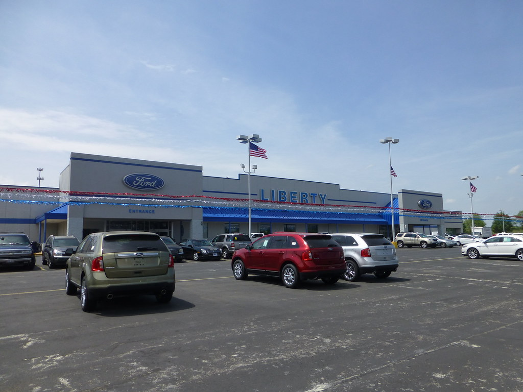 Liberty Ford Solon >> Liberty Ford In Maple Heights Ohio This Store Opened In 1 Flickr