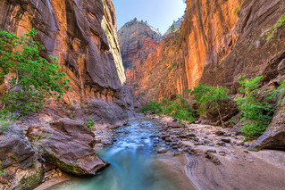 Zion National Park - The River Less Traveled | by Jeff Krause Photography